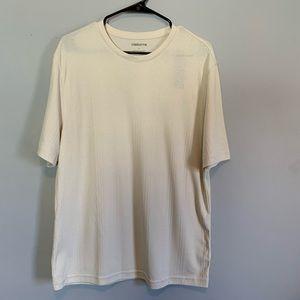 Claiborne ribbed T-shirt